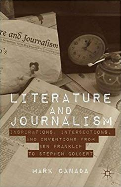 literature and journalism colbert